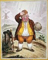 Dreadful Hot Weather - James Gillray