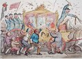 The Republican Attack - James Gillray