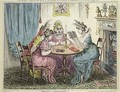 'Tales of Wonder This attempt to describe the effects of the sublime and wonderful is dedicated to MG Lewis Esq - James Gillray