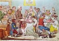 The Cow Pock or the Wonderful Effects of the New Inoculation - James Gillray