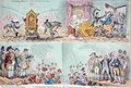Patriotic Petitions on the Convention - James Gillray
