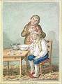 Gentle Emetic - James Gillray