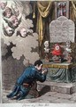 Shrine at St Anns Hill - James Gillray
