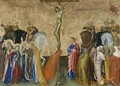 The Crucifixion of Christ 2 - Paolo di Grazia Giovanni di