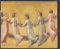 Five Angels Dancing Before the Sun - Paolo di Grazia Giovanni di