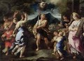 Triumph of David - Luca Giordano