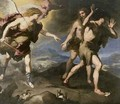 Expulsion from Paradise - Luca Giordano