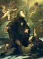 St Francis of Paola - Luca Giordano