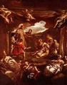 St Anthony of Padua healing a young man - Luca Giordano