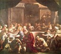 The Wedding Feast at Cana - Luca Giordano