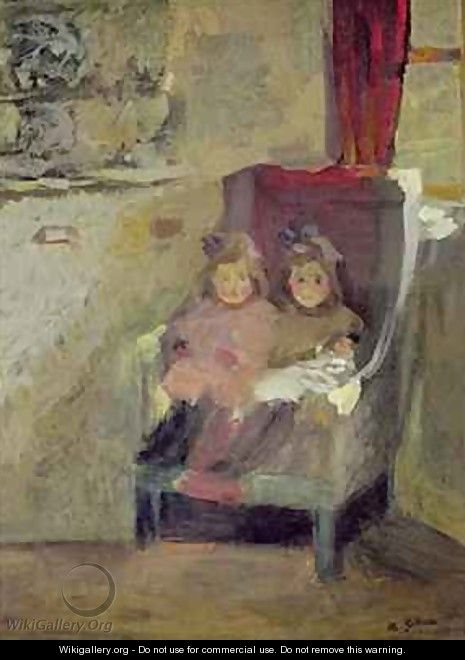 The Artists Daughters - Harold Gilman