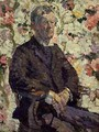 Portrait of a Man - Harold Gilman