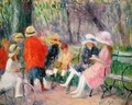 Children in the Park - William Glackens