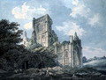 Kirkstall Abbey Yorkshire - Thomas Girtin