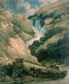 The Gorge of Watendlath with the Falls of Lodore - Thomas Girtin