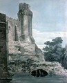 Caesars Tower Warwick Castle - Thomas Girtin