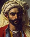 Portrait of Mustapha - Anne-Louis Girodet de Roucy-Triosson