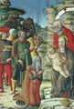 Adoration of the Magi - da Cremona Girolamo