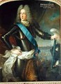 Portrait of Louis Henri de Bourbon 1692-1740 Prince of Conde - Pierre Gobert