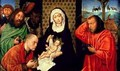 The Adoration of the Magi - (after) Goes, Hugo van der