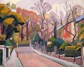 Cambrian Road Richmond - Spencer Frederick Gore