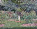 The Garden at Hertingfordbury - Spencer Frederick Gore
