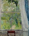 View from a Window - Spencer Frederick Gore