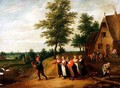 A Wedding March - Matheus van Helmont