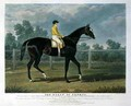 Queen of Trumps Won the Oaks Stakes the Winner of the Great St Leger Stakes at Doncaster - (after) Herring Snr, John Frederick