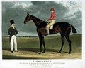 Birmingham the Winner of the Great St Leger Stakes at Doncaster - (after) Herring Snr, John Frederick