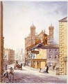 The Sailors Home from Hanover Street from Modern Liverpool Illustrated - William Gavin Herdman