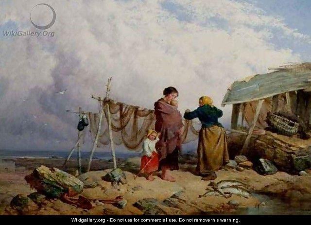 The Fishermans Family - Isaac Henzell