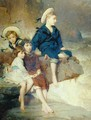 The Children of Sir Hussey Vivian BT - George Elgar Hicks