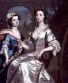 Mrs Elizabeth Birch and Her Daughter - Joseph Highmore
