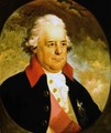 Portrait of Sir George Yonge Bt - Anton Hickel