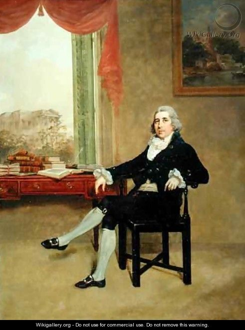 Thomas Graham 1748-1843 Baron Lynedoch of Balgowan - Thomas Hickey