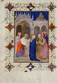Hours of Notre Dame None The Presentation in the Temple from the Tres Riches Heures du Duc de Berry - Jacquemart De Hesdin