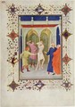 Hours of the Cross Tierce The Flagellation of Christ from the Tres Riches Heures du Duc de Berry - Jacquemart De Hesdin