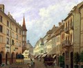 The Arcades Grand Rue Colmar - Michel Hertrich