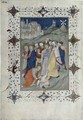 Hours of the Cross Matin and Laudes The Betrayal by Judas from the Tres Riches Heures du Duc de Berry - Jacquemart De Hesdin