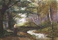 Burnham Beeches Autumn - Fred Hines