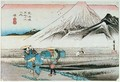 Fuji in the Morning - Utagawa or Ando Hiroshige