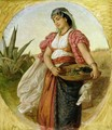 A Woman from Algiers - John Evan Hodgson