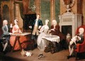 Portrait of a Family - William Hogarth