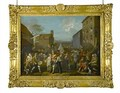 The March of the Guards to Finchley - William Hogarth