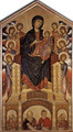 The Madonna In Majesty 1285 6 - Cimabue Giovanni