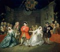 The Beggars Opera - William Hogarth