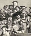 The Lecture from The Works of William Hogarth - William Hogarth