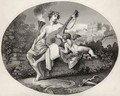 Hymen and Cupid - William Hogarth