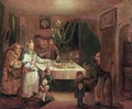 Distribution of Christmas Presents - Nicolas Hoffmann